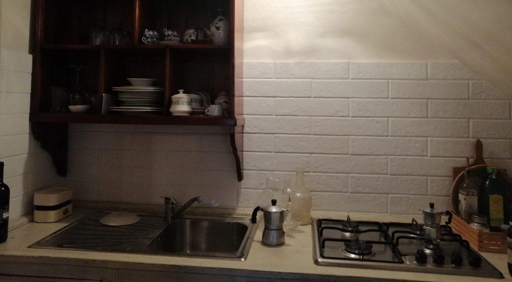 cucina appartamento goffredo